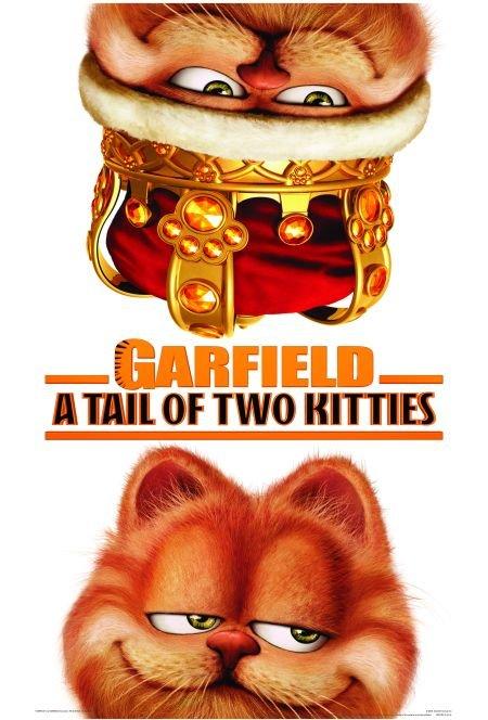 دانلود انیمیشن Garfield 2 2006 با دوبله فارسی