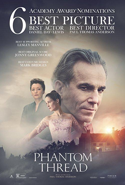دانلود فیلم Phantom Thread 2017 با دوبله فارسی