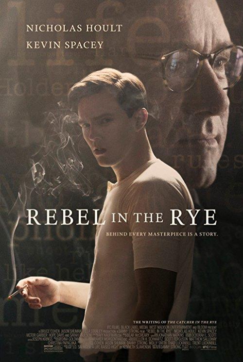 دانلود فیلم Rebel in the Rye 2017 با دوبله فارسی