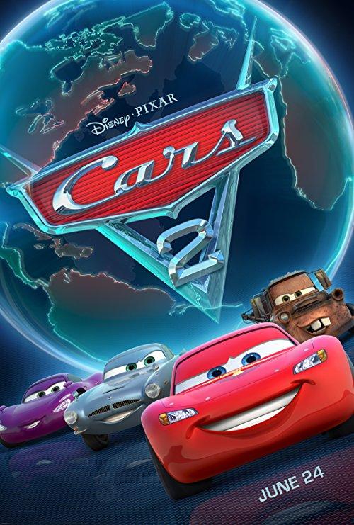 دانلود انیمیشن Cars 2 2011 با دوبله فارسی