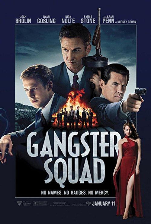 دانلود فیلم Gangster Squad 2013 با دوبله فارسی