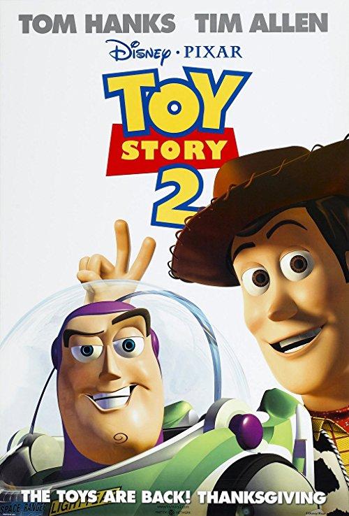 دانلود انیمیشن Toy Story 2 1999 با دوبله فارسی