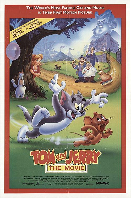 دانلود انیمیشن Tom and Jerry: The Movie 1992 با دوبله فارسی