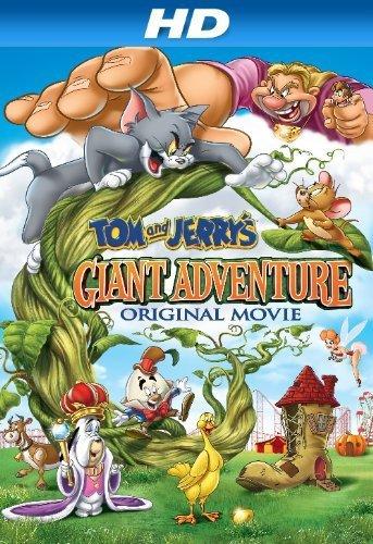 دانلود انیمیشن Tom and Jerry's Giant Adventure 2013