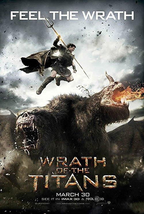 دانلود فیلمWrath of the Titans 2012 با دوبله فارسی