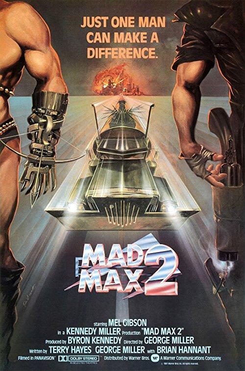 دانلود فیلمMad Max 2: The Road Warrior 1981 با دوبله فارسی