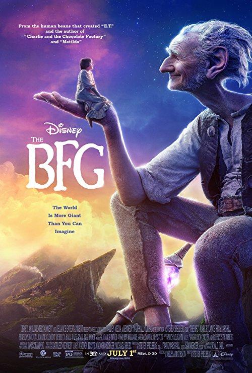دانلود فیلم The BFG 2016 با دوبله فارسی