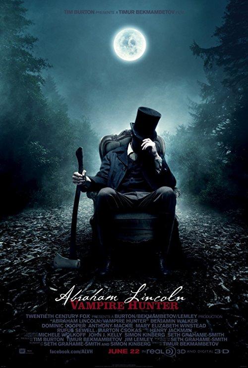 دانلود فیلمAbraham Lincoln: Vampire Hunter 2012 با دوبله فارسی
