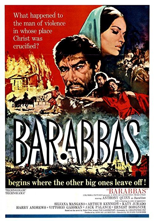 دانلود فیلم Barabbas 1961 با دوبله فارسی