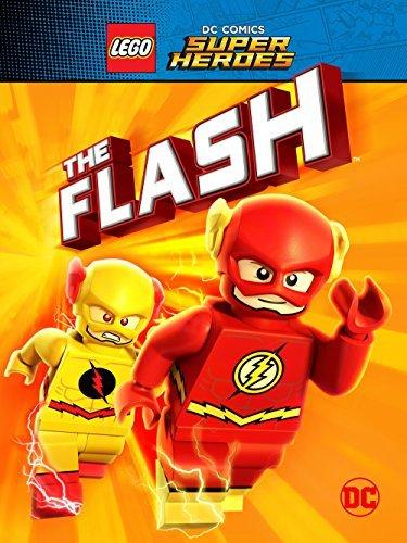 دانلود انیمیشن Lego DC Comics Super Heroes: The Flash 2018 با دوبله فارسی