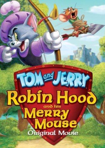 دانلود انیمیشن Tom and Jerry: Robin Hood and His Merry Mouse 2012 با دوبله فارسی