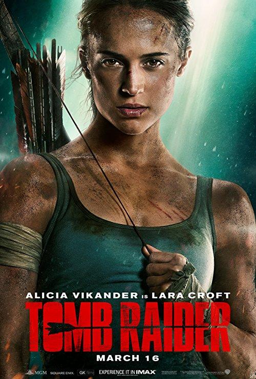 دانلود فیلم Tomb Raider 2018 با دوبله فارسی
