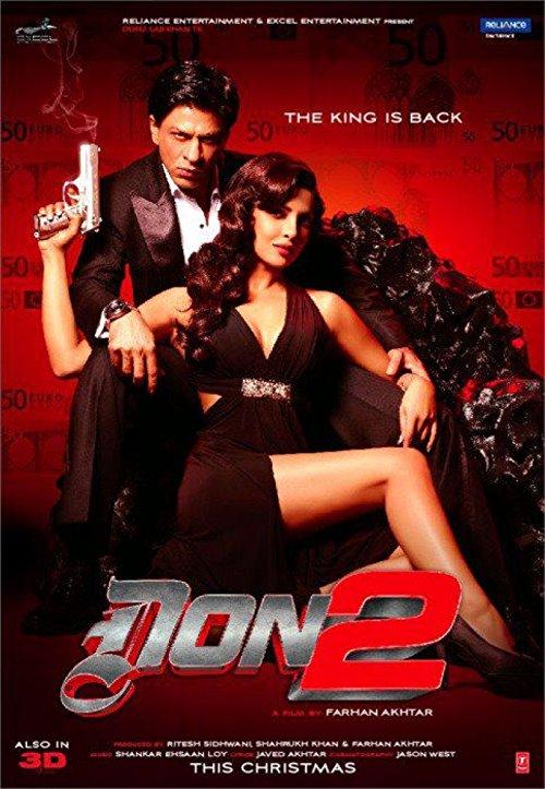 دانلود فیلم Don 2 2011 با دوبله فارسی