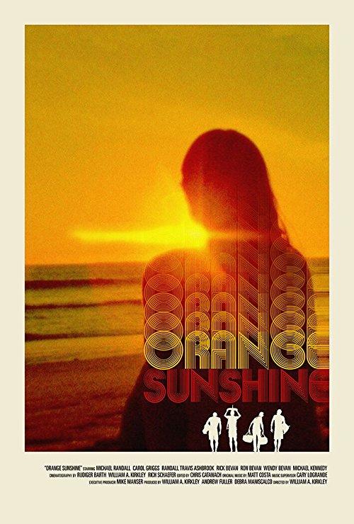 دانلود فیلم Orange Sunshine 2016 با دوبله فارسی