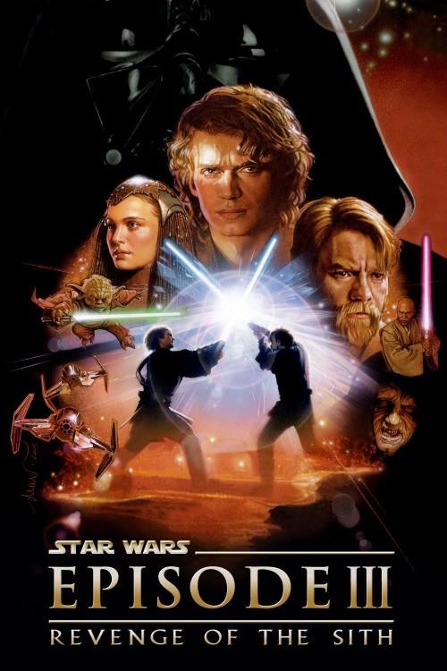 دانلود فیلم Star Wars: Episode III - Revenge of the Sith 2005 با دوبله فارسی