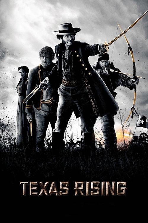 دانلود سریال Texas Rising با دوبله فارسی
