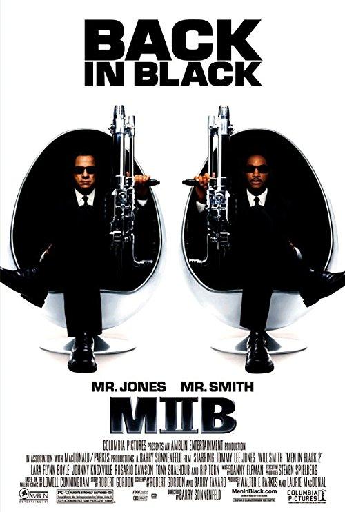 دانلود فیلمMen in Black II 2002 با دوبله فارسی
