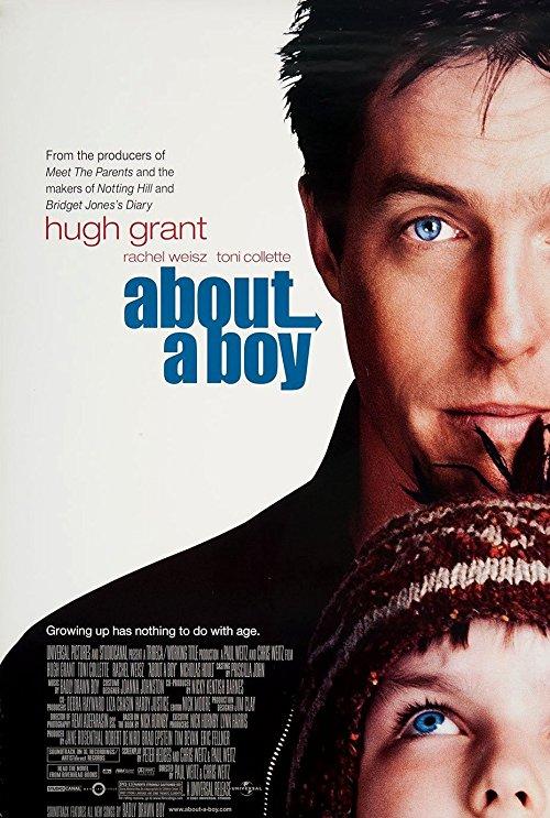 دانلود فیلم About a Boy 2002 با دوبله فارسی
