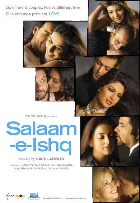 دانلود فیلم Salaam-E-Ishq 2007 با دوبله فارسی