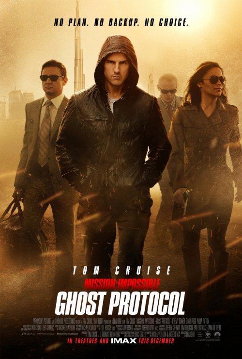 دانلود فیلم Mission: Impossible Ghost Protocol 2011 با دوبله فارسی