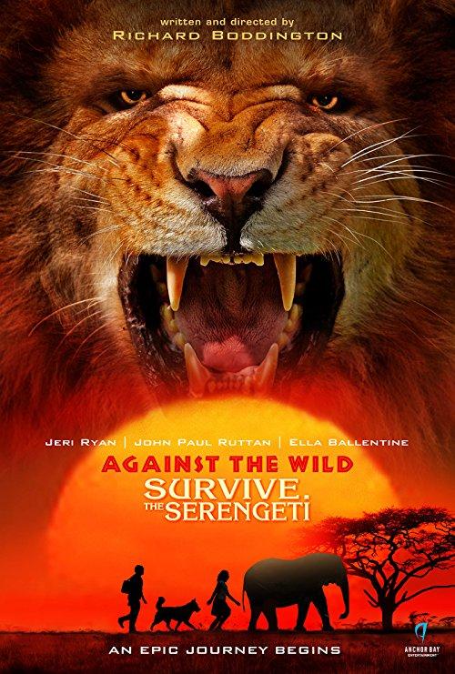 دانلود فیلم Against the Wild 2: Survive the Serengeti 2016 با دوبله فارسی