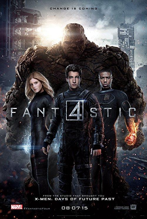 دانلود فیلمFantastic Four 2015 با دوبله فارسی