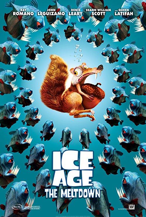 دانلود انیمیشن Ice Age: The Meltdown 2006 با دوبله فارسی