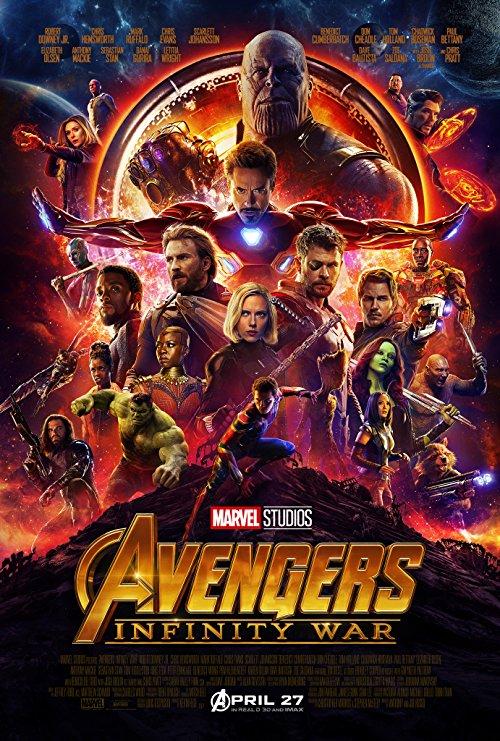 دانلود فیلم Avengers: Infinity War 2018 با دوبله فارسی
