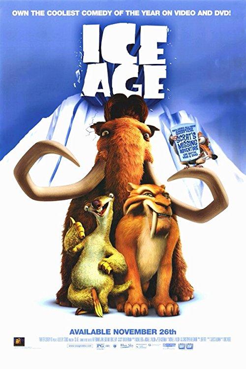 دانلود انیمیشن Ice Age 2002 با دوبله فارسی