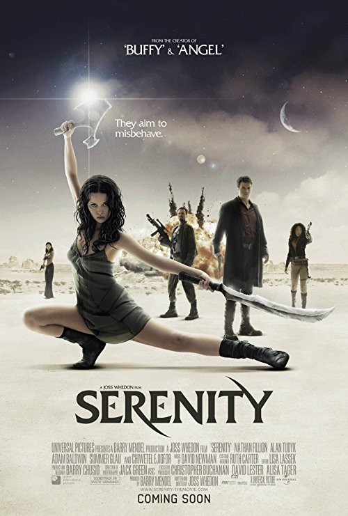 دانلود فیلم Serenity 2005 با دوبله فارسی