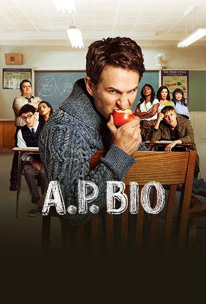 دانلود سریال A.P. Bio