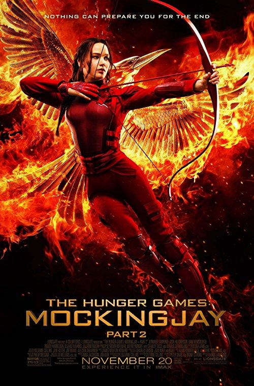 دانلود فیلم The Hunger Games: Mockingjay – Part 2 2015 با دوبله فارسی