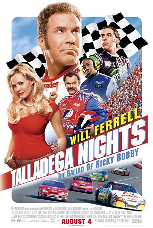 دانلود فیلم Talladega Nights: The Ballad of Ricky Bobby 2006 با دوبله فارسی
