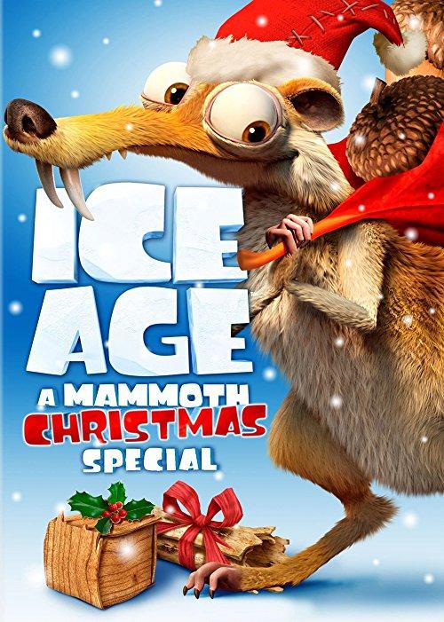 دانلود انیمیشن Ice Age: A Mammoth Christmas 2011 با دوبله فارسی