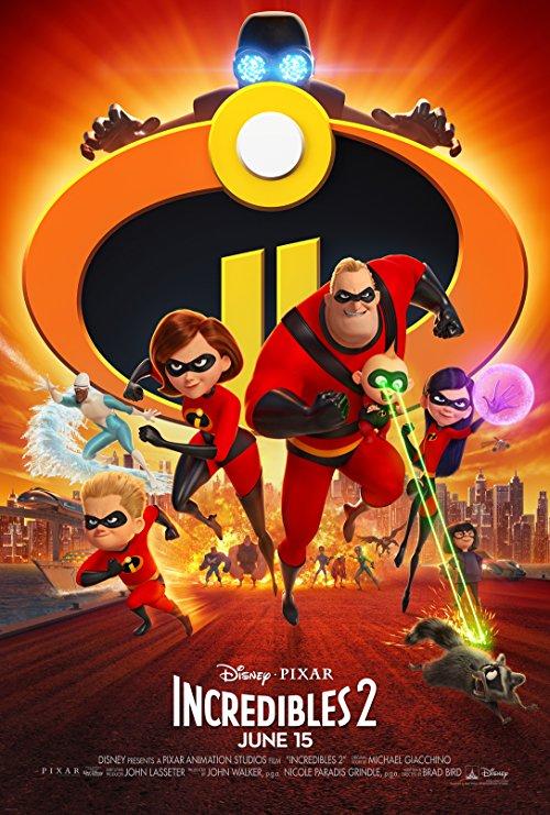 دانلود انیمیشن Incredibles 2 2018