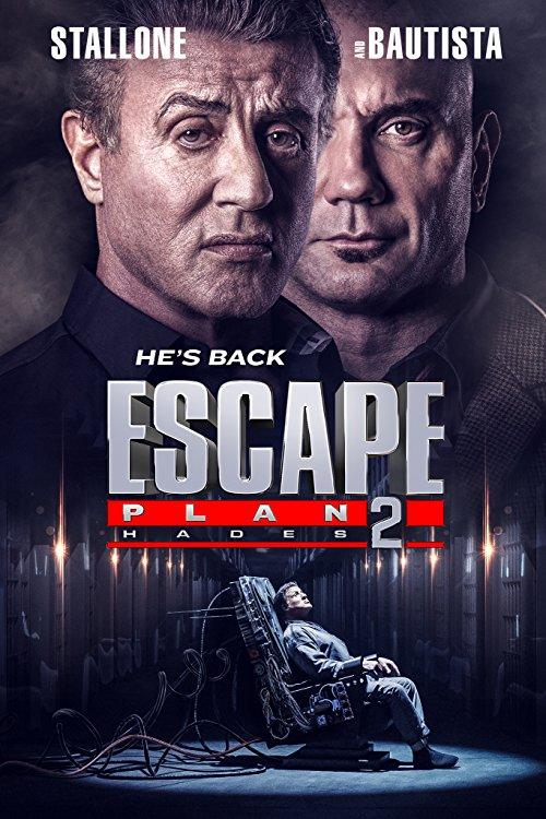 دانلود فیلم Escape Plan II 2018 با دوبله فارسی