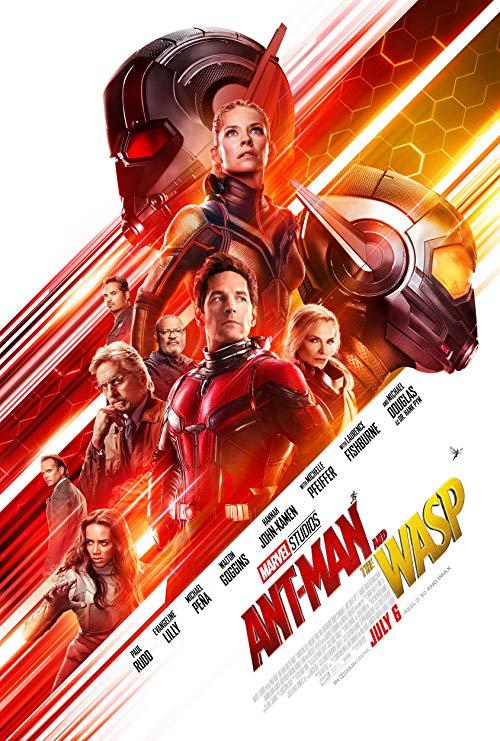 دانلود فیلم Ant-Man and the Wasp 2018 با دوبله فارسی