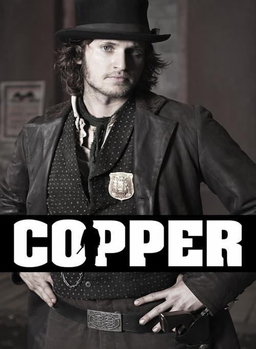 دانلود سریال Copper با دوبله فارسی