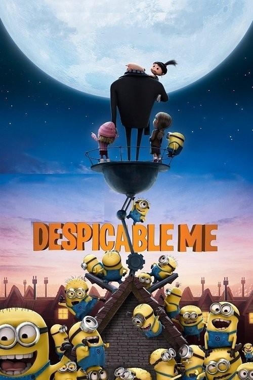 دانلود انیمیشن Despicable Me 2010 با دوبله فارسی