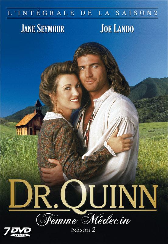 دانلود سریال Dr. Quinn, Medicine Woman با دوبله فارسی