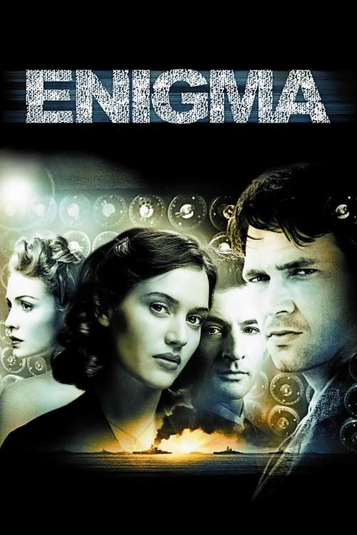 دانلود فیلم Enigma 2001 با دوبله فارسی
