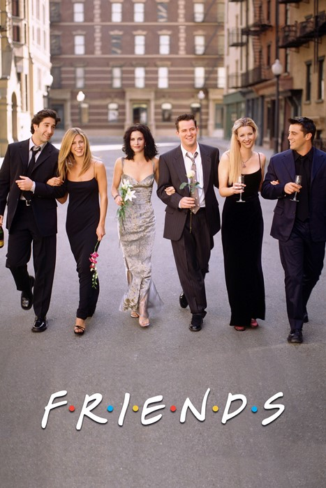 دانلود سریال friends