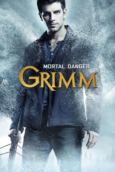 دانلود سریال Grimm با دوبله فارسی