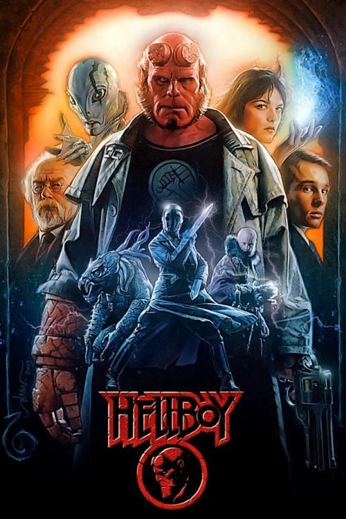 دانلود فیلمHellboy 2004 با دوبله فارسی