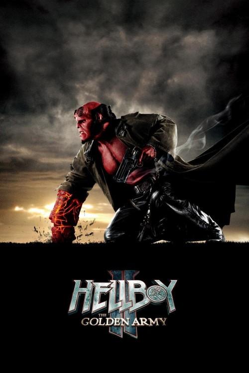 دانلود فیلمHellboy II: The Golden Army 2008 با دوبله فارسی