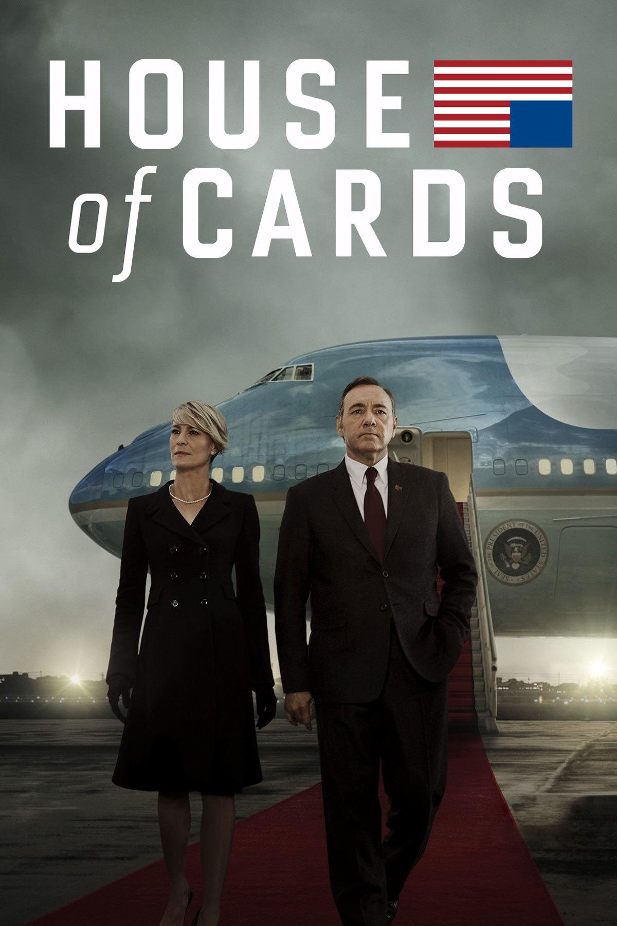 دانلود سریال House of Cards با دوبله فارسی
