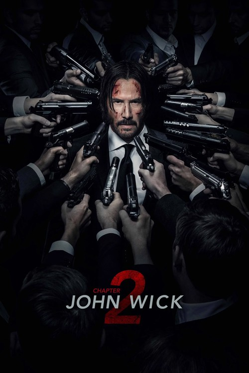 دانلود فیلمJohn Wick: Chapter 2 2017 با دوبله فارسی
