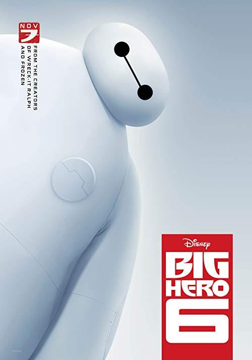 دانلود انیمیشن Big Hero 6 2014 با دوبله فارسی