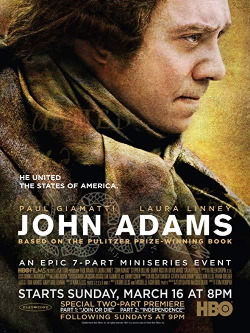 دانلود سریال John Adams