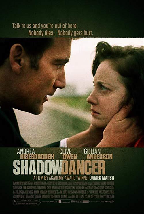 دانلود فیلم Shadow Dancer 2012 با دوبله فارسی